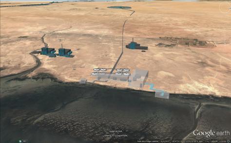 desalination complex